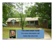617 Ayers Dr Anniston AL, 36207