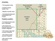 3535 Horseshoe Gulch Lot 167 Gallatinriverranc Manhattan MT, 59741