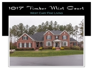 1017 Timber Mist Court Cary NC, 27519