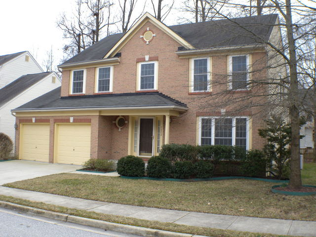 Home for Sale:3023 Marsh Crossing Dr, Laurel MD, 20724