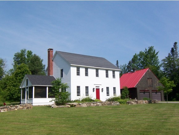 256 Lawrence Hill Rd Weston VT, 05161