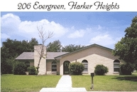 206 Evergreen Harker Heights TX, 76548