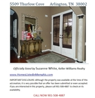 5509 Thurlow Cv Arlington TN, 38002