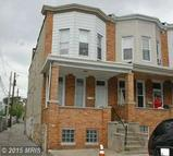 3200 Harwell Avenue Baltimore MD, 21213