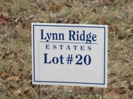 Lot 20  Lynn Ridge  Estates Lynnville IN, 47619