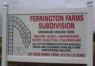 Ferrington Farms Fairfield IL, 62837