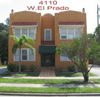 4110 West El Prado Blvd. #2 Tampa FL, 33629