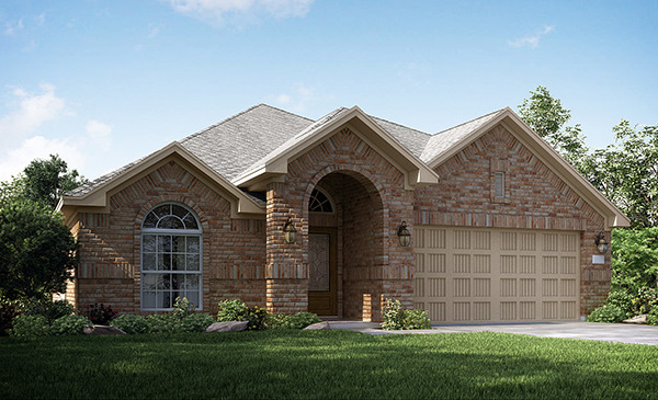 Travertine 3734 Brick Rosharon TX, 77583