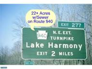 2 Mi Route 940 Lake Harmony PA, 18624