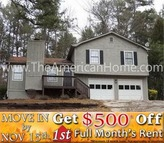 709 Harness Crescent Lithonia GA, 30058