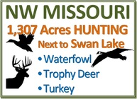1,307 Acres Chariton & Sumner Counties, Mo Triplett MO, 65286