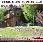 2645 Bald Mountain Rd Vail CO, 81657