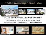 20 Olde Blackwood Way Falmouth ME, 04105