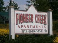 Pioneer Creek Apartments Mitchell IN, 47446