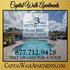 Capital Walk Apartments Tallahassee FL, 32303