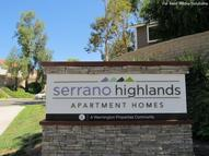 Serrano Highlands Apartments Lake Forest CA, 92630