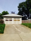 1501 Garfield Garage Springfield OH, 45504