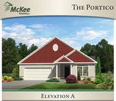 The Portico in Cottages at Carriage Creek Spring Lake NC, 28390