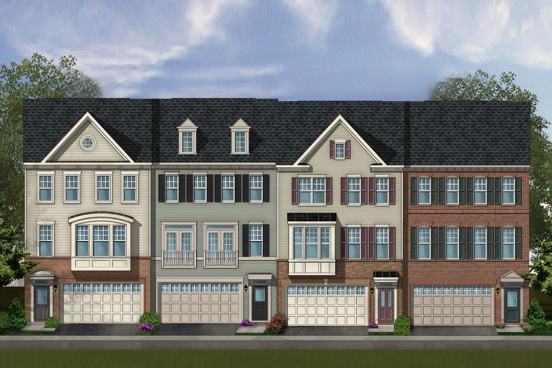 Fairfax va new homes for sale Modern homes for sale in virginia