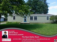 604 W Meyer Thomasboro IL, 61878