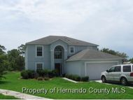 5342 Woodridge Ln Spring Hill FL, 34609