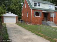 7510 Martha St District Heights MD, 20747