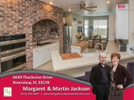 6649 Thackston Drive Riverview FL, 33578