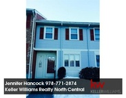 55 Fox Meadow Road F Leominster MA, 01453