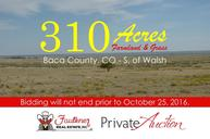 Address Not Disclosed Walsh CO, 81090