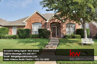 1405 Valley Trl Irving TX, 75063