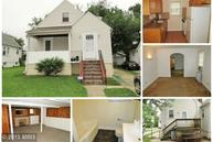 2816 Fleetwood Avenue Baltimore MD, 21214
