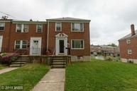 1612 Forest Park Avenue North Baltimore MD, 21207