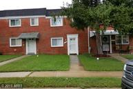 4813 Bowland Avenue Baltimore MD, 21206