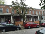 1602 Cliftview Avenue Baltimore MD, 21213