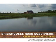 2904 Brickhouses Road-Lot 3 Urbana IL, 61802