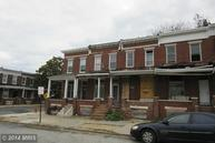 2120 Wolfe Street North Baltimore MD, 21213