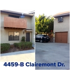 4459 Clairemont Dr B San Diego CA, 92117