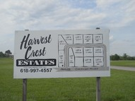 Harvest Crest Estates Lot 6 Marion IL, 62959