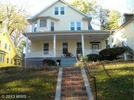3708 Chesholm Rd Nw Baltimore MD, 21216