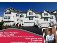203 Manor View Drive Manor PA, 15665