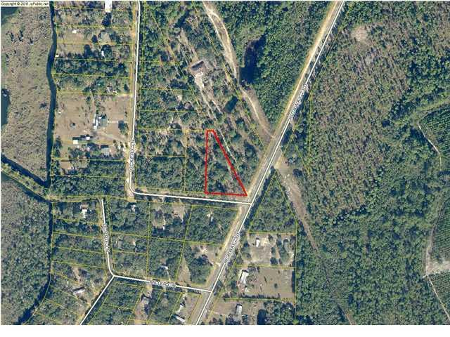 Lot 1 Vickery Ln Youngstown FL, 32466