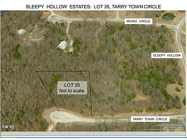 00 Tarry Town Circle Valley View TX, 76272